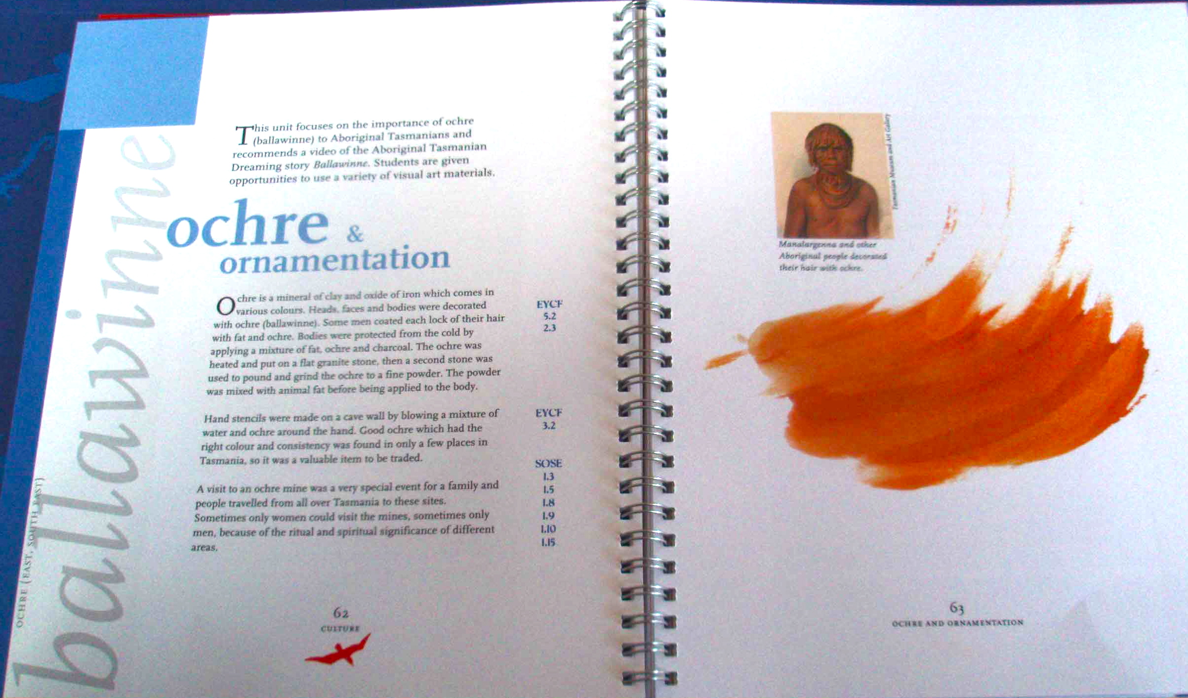 Tasmanian Aboriginal Education Book