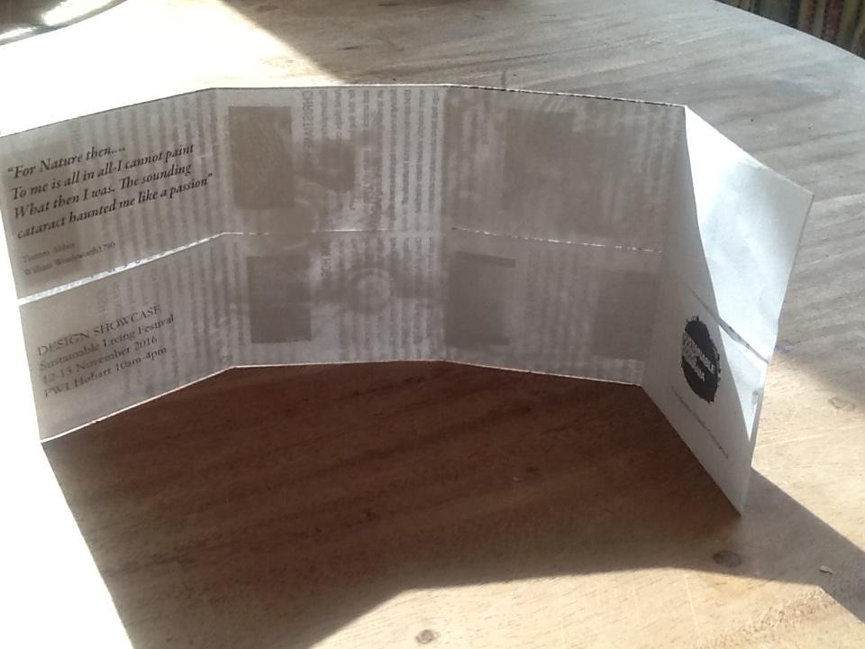 catalogue fold