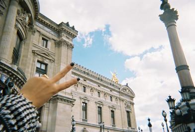 L'Opera, Paris.