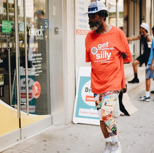 Wallstreet, NYC. July 2016.