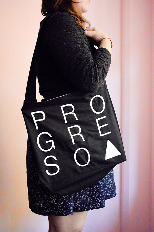 PROGRESO Tote Bag