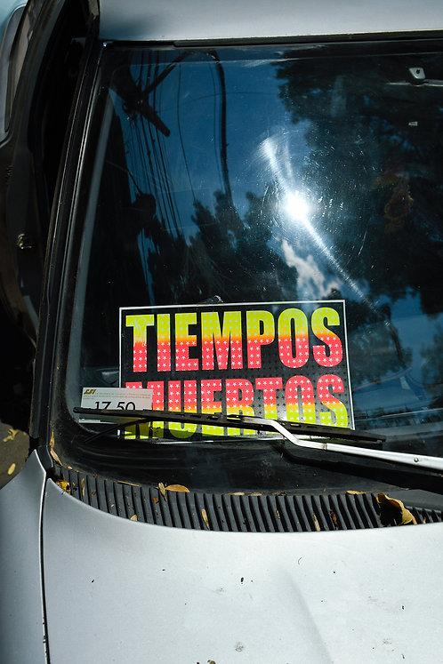 Tiempos Muertos, 2014.