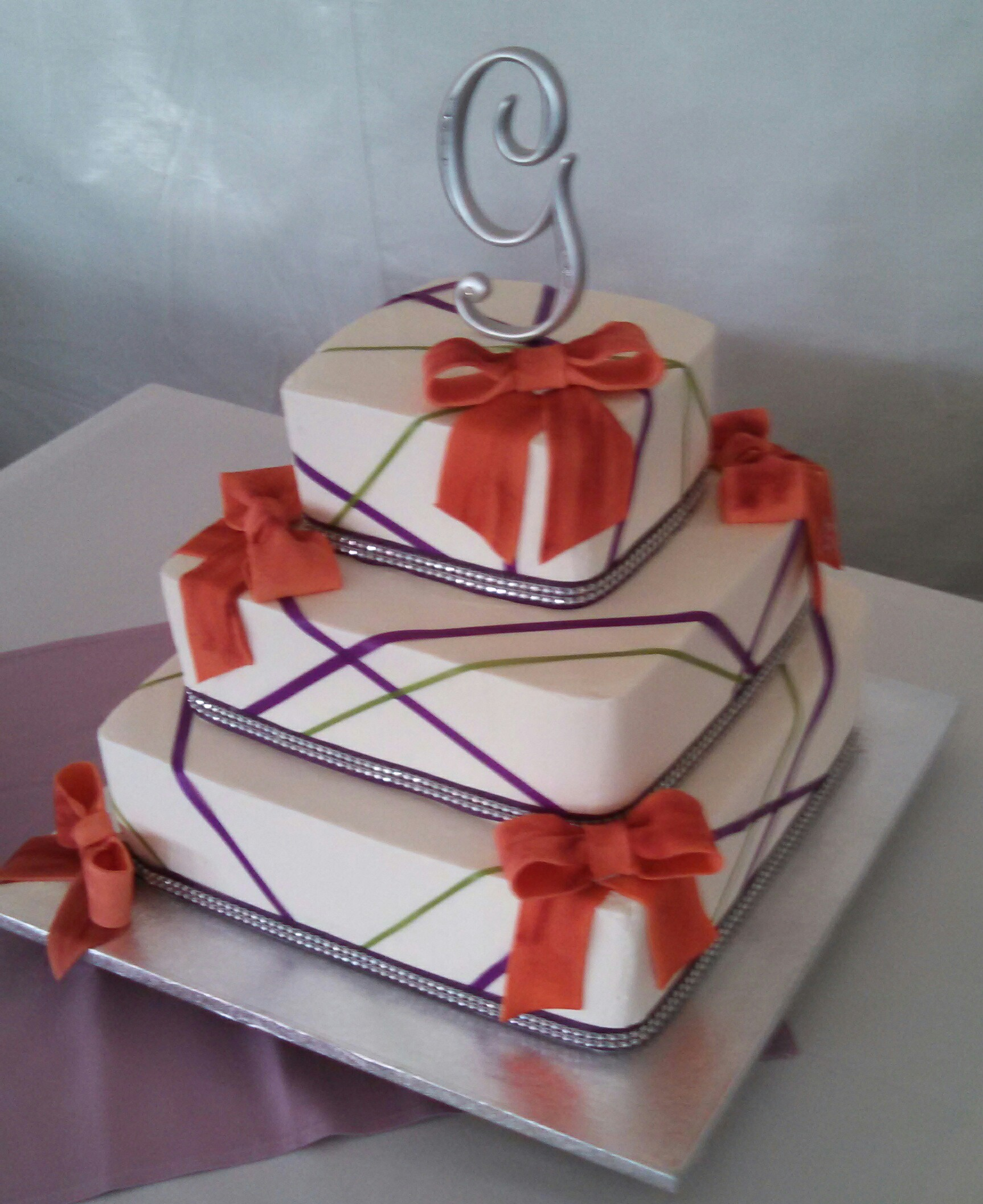 Nothing But Cakes In Myrtle Beach Wedding