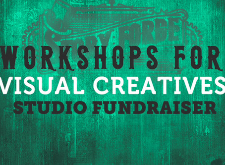 Story Forge Workshop Series & Fundraiser!
