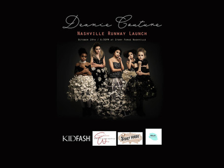 Deanie Couture Runway Launch
