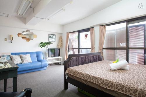 民泊代行 Airbnb management