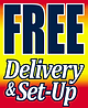 NJ Bouncy and Inflatables Delivery is FREE