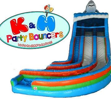 Large Fun House Bouncy