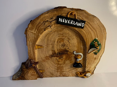 Neverland Fairy Door