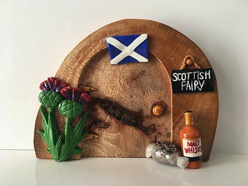 Scottish Fairy Door