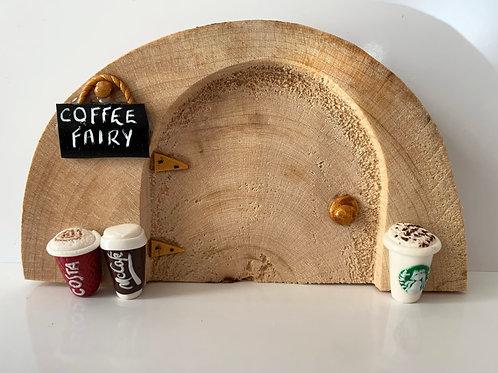 Coffee Fairy Door