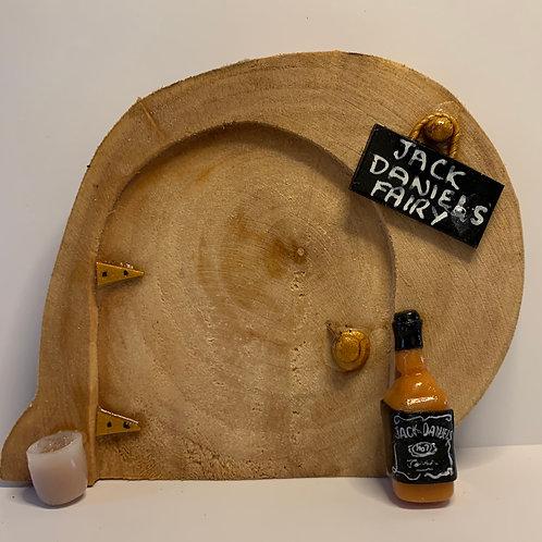 Jack Daniels Fairy Door