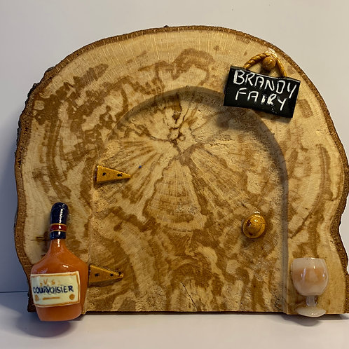 Brandy Fairy Door