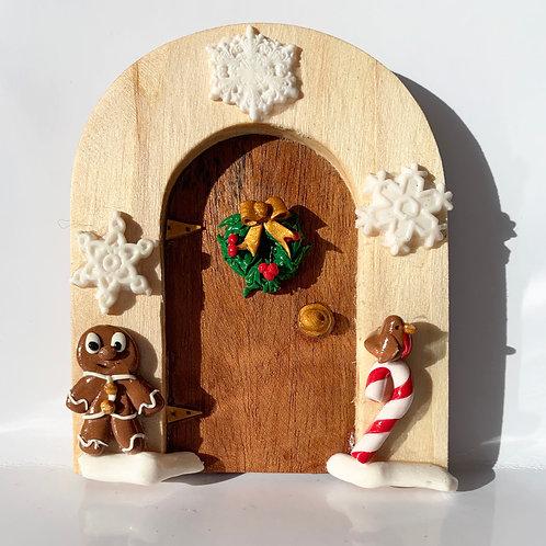 Christmas Fairy Door 7