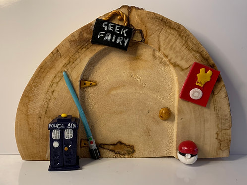 The Geek Fairy Door