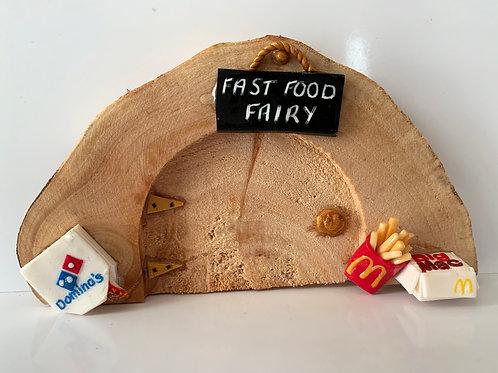 Fast Food Fairy Door