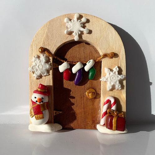 Christmas Fairy Door 2