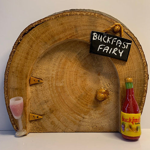Buckfast Fairy Door