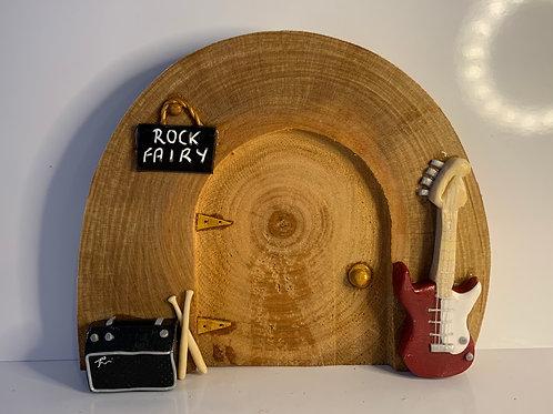 Rock Fairy Door