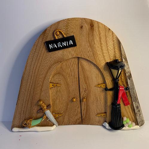 Narnia Fairy Door