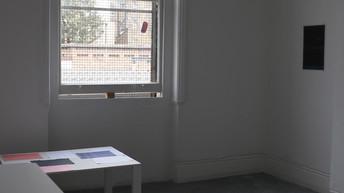 MD A computer mouse on a window translating light Live process & postcard prints 2018