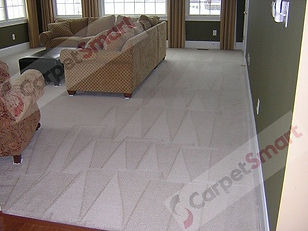 Effective specialist deep carpet cleanin