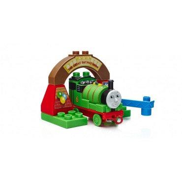 """"""" Thomas և ընկերներ """" գնացք՝  """" Percy """" """" Mega Bloks """""""