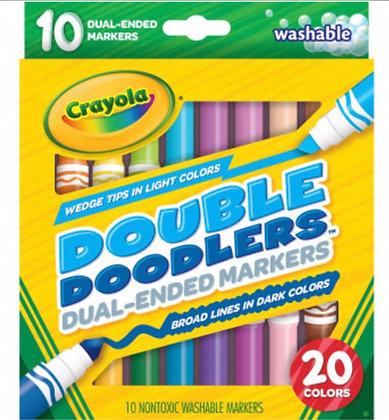 """10 լվացվող մարկերներ """"Crayola"""""""