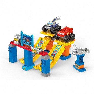 """Ավտոմրցուղի """"  Blaze And The Monster Machines Mega Bloks """""""