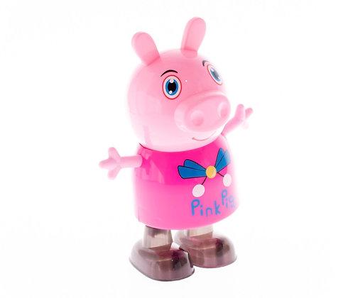 """Երաժշտական ուրախ խոզուկ """" Pink pig """""""