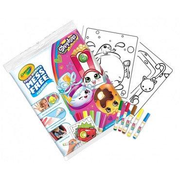 """Գունավորելու գրքեր մուլտհերոսներով """" Crayola Color Wonder """""""