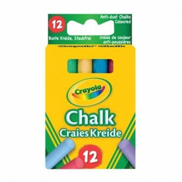 """Գունավոր կավիճներ """" Crayola """""""