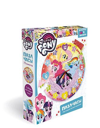 ՛՛My little pony՛՛ ժամացույց փազլ