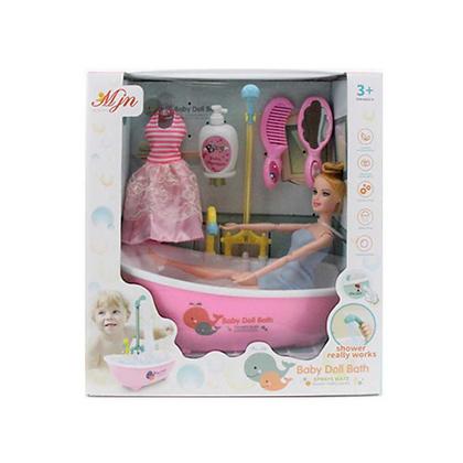 """Barbie""տիկնիկ լոգարանով"