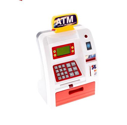 Բանկոմատ թղթադրամներով, քարտով ՝ դեմքով և մատնահետքով ճանաչելու հնարավորություն