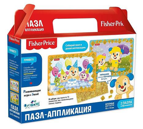 ՛՛Fisher price՛՛ փազլ փոքր հավաքածու