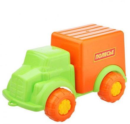Բեռնատար փոքրիկ մեքենա