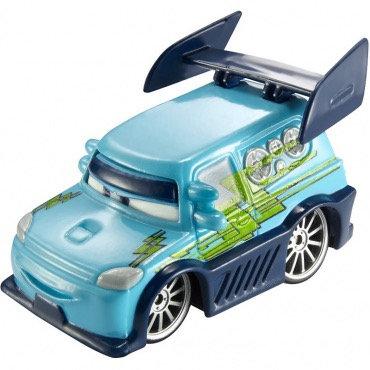 """Գունափոխվող մեքենա """" DJ Pixar Cars """""""