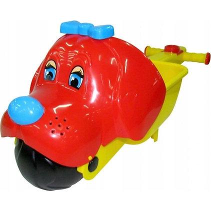 Ավազի խաղալիք շնիկ '' Полесье ''