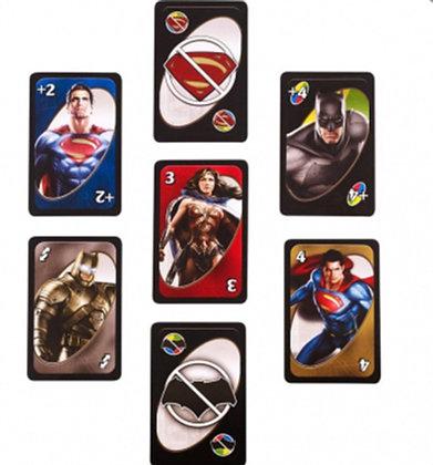 """UNO թղթախաղ """"Batman V Superman"""""""
