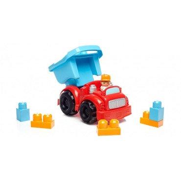 """Բեռնատար մեքենա կոնստրուկտորներով """" Mega Bloks First Builders """""""