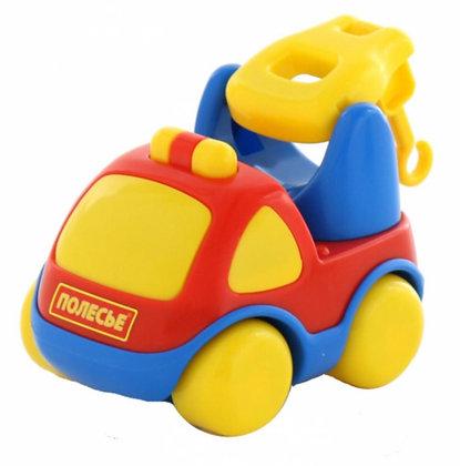 Բեռնաբարձ փոքրիկ մեքենա