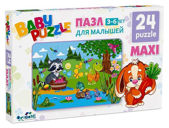 """""""Baby puzzle"""" մեգա փազլ"""