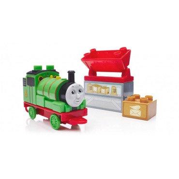 """ Thomas և ընկերներ "" փոստատար "" Percy "" "" Mega Bloks """