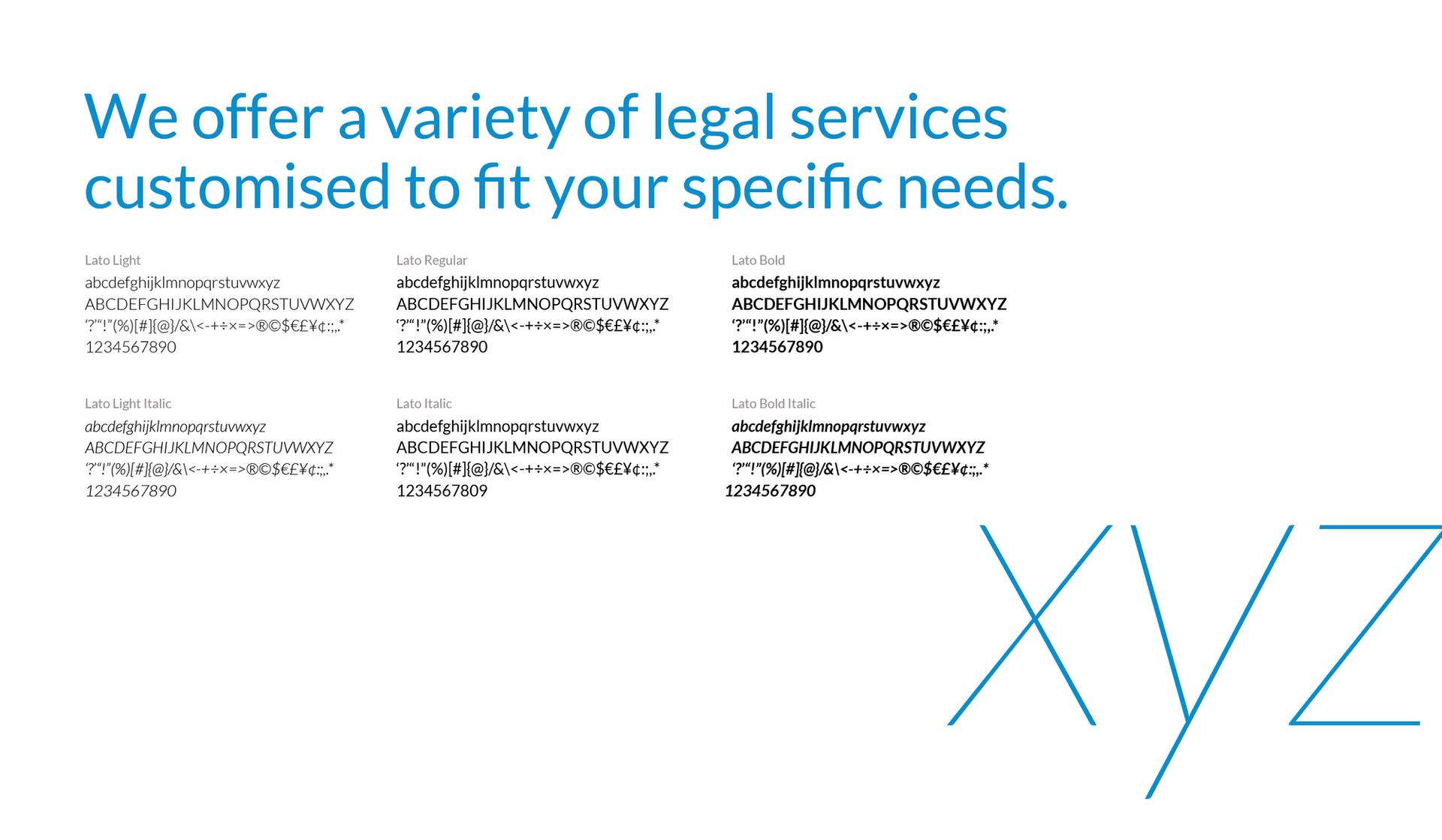4-Law-Firm-Brand-Design-San-Serif-Typogr