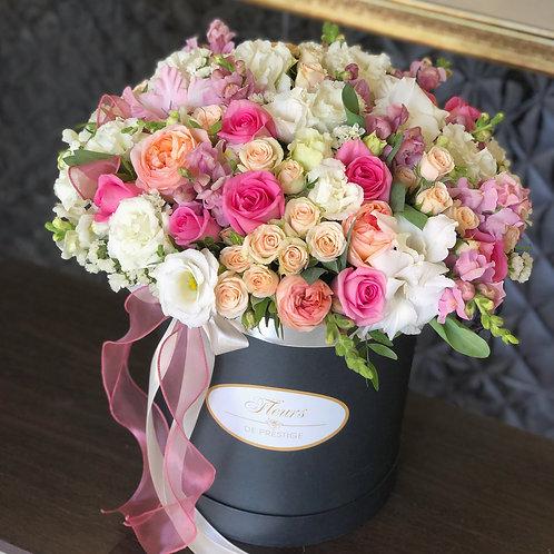 Цветы в коробке - 80