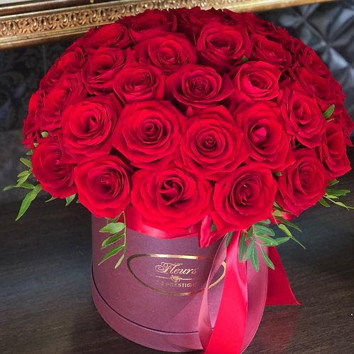 Цветы в шляпной коробке - 81