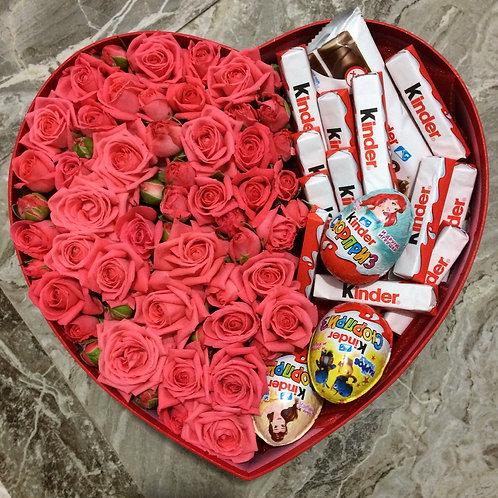 Коробка со сладостями - 05