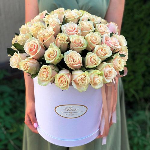 Цветы в шляпной коробке - 40