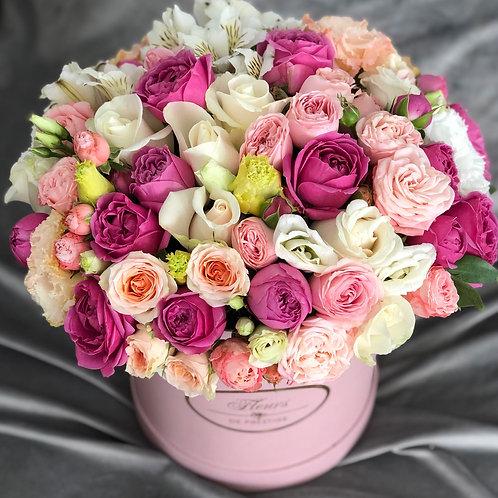 Цветы в коробке - 79